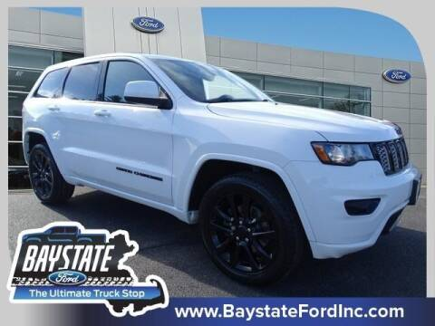 2017 Jeep Grand Cherokee for sale at Baystate Ford in South Easton MA