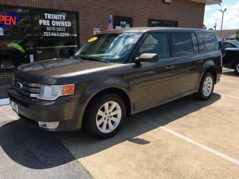 2011 Ford Flex for sale at Bankruptcy Car Financing in Norfolk VA