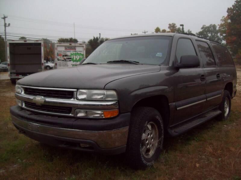 2002 Chevrolet Suburban 1500 LT 4WD 4dr SUV - Milford NH