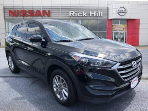 2018 Hyundai Tucson for sale at Rick Hill Auto Credit in Dyersburg TN
