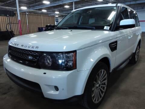 2012 Land Rover Range Rover Sport for sale at Valpo Motors Inc. in Valparaiso IN