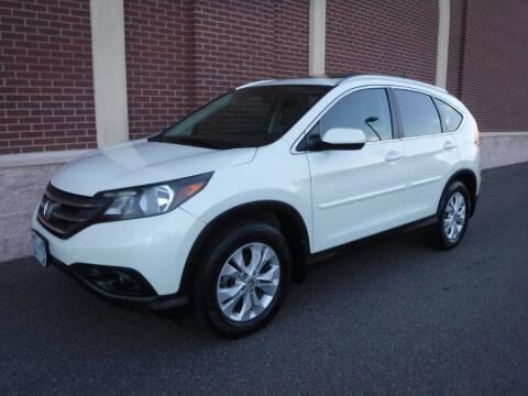 2012 Honda CR-V for sale at SAM'S AUTOMOTIVE in Denver CO