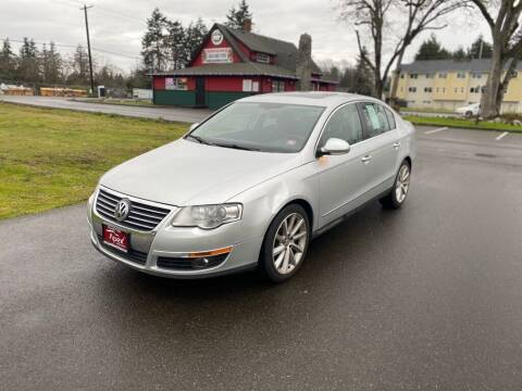 2008 Volkswagen Passat for sale at Apex Motors Parkland in Tacoma WA