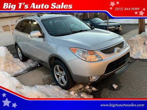2010 Hyundai Veracruz for sale at Big T's Auto Sales in Belleville NJ