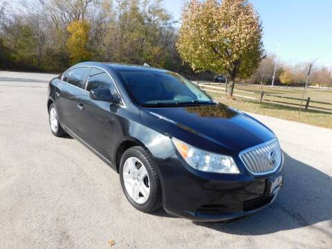 2011 Buick LaCrosse for sale at Lot 31 Auto Sales in Kenosha WI