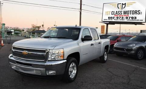 2013 Chevrolet Silverado 1500 for sale at 1st Class Motors in Phoenix AZ