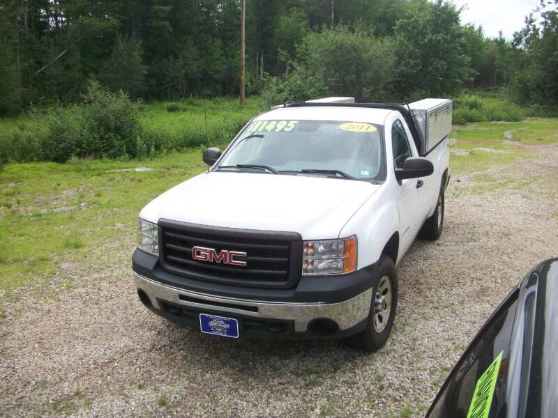 2011 GMC Sierra 1500 for sale at Auto Images Auto Sales LLC in Rochester NH