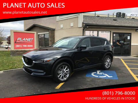 2020 Mazda CX-5 for sale at PLANET AUTO SALES in Lindon UT