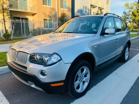 2008 BMW X3 for sale at LA Motors Miami in Miami FL