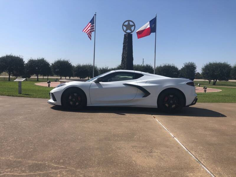 2020 Chevrolet Corvette for sale at H3 Auto Group in Huntsville TX