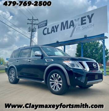 2020 Nissan Armada for sale at Clay Maxey NWA in Springdale AR