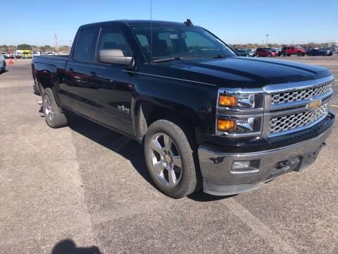 2015 Chevrolet Silverado 1500 for sale at Texas Luxury Auto in Houston TX