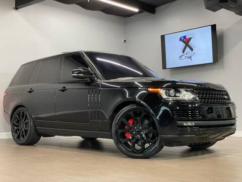 2016 Land Rover Range Rover for sale at TX Auto Group in Houston TX