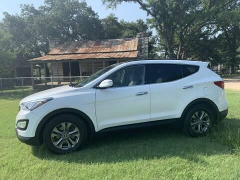 2014 Hyundai Santa Fe Sport for sale at Village Motors Of Salado in Salado TX