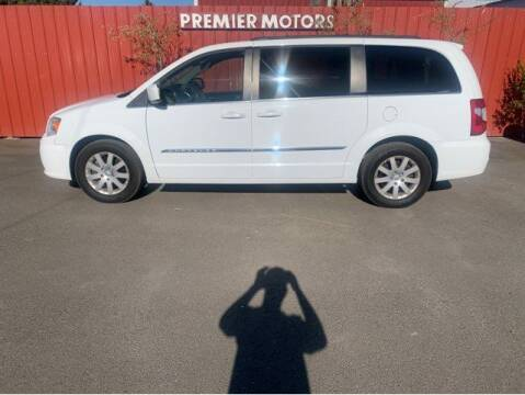 2014 Chrysler Town and Country for sale at PREMIERMOTORS  INC. in Milton Freewater OR