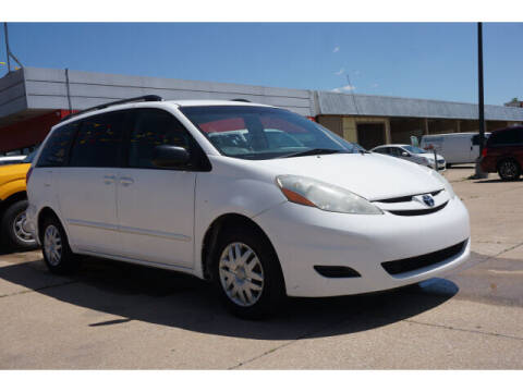 2007 Toyota Sienna for sale at Sand Springs Auto Source in Sand Springs OK