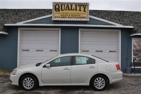 2009 Mitsubishi Galant for sale at Quality Pre-Owned Automotive in Cuba MO
