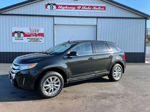 2013 Ford Edge for sale at Highway 9 Auto Sales - Visit us at usnine.com in Ponca NE