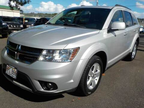 2011 Dodge Journey for sale at PONO'S USED CARS in Hilo HI