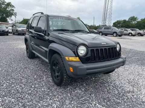 2007 Jeep Liberty for sale at Bayou Motors Inc in Houma LA