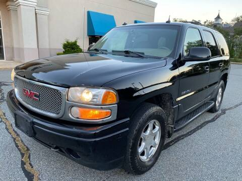 2003 GMC Yukon for sale at Kostyas Auto Sales Inc in Swansea MA