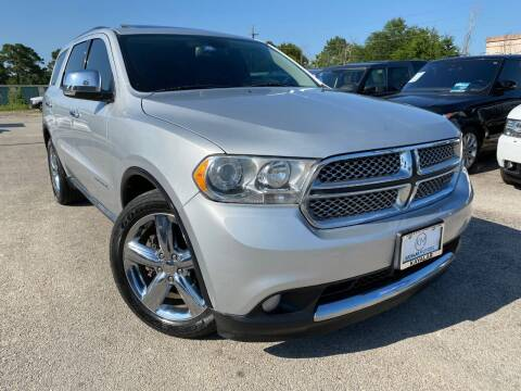 2011 Dodge Durango for sale at KAYALAR MOTORS in Houston TX