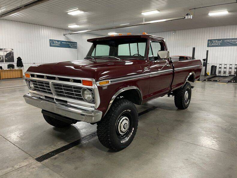 1978 Ford F-250 for sale in Holland, MI