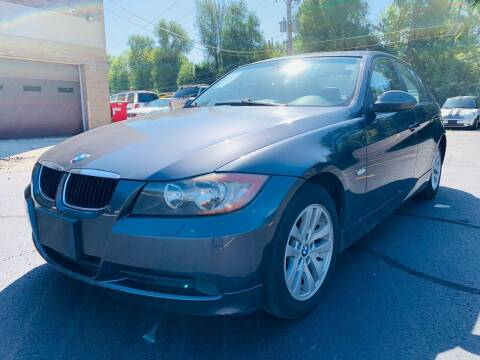 2007 BMW 3 Series for sale at Quality Auto Sales And Service Inc in Westchester IL