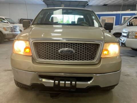 2007 Ford F-150 for sale at Ricky Auto Sales in Houston TX