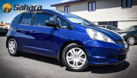 2009 Honda Fit for sale at Sahara Pre-Owned Center in Phoenix AZ