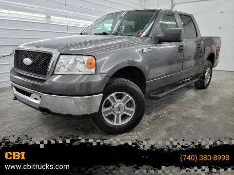 2007 Ford F-150 for sale at CBI in Logan OH