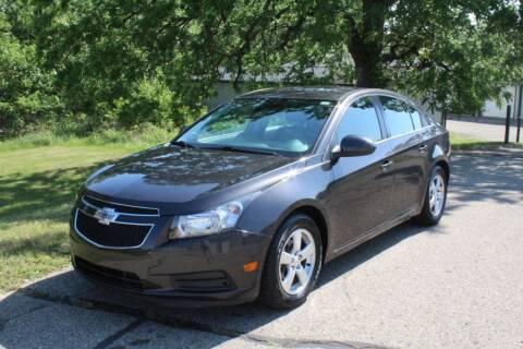 2014 Chevrolet Cruze for sale at S & L Auto Sales in Grand Rapids MI