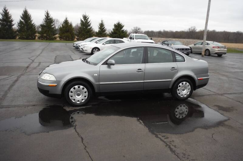 2003 Volkswagen Passat for sale at Bryan Auto Depot in Bryan OH