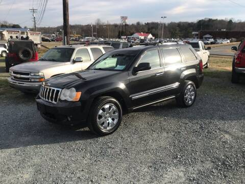 2010 Jeep Grand Cherokee for sale at Clayton Auto Sales in Winston-Salem NC