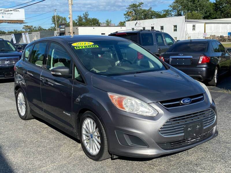 2013 Ford C-MAX Hybrid for sale at MetroWest Auto Sales in Worcester MA