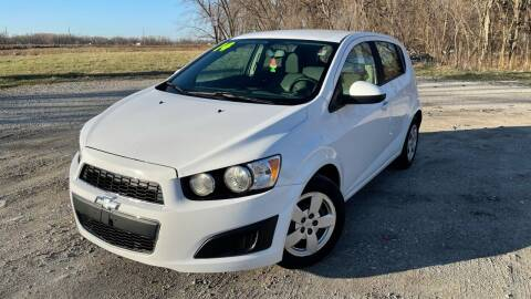 2014 Chevrolet Sonic for sale at ROUTE 6 AUTOMAX in Markham IL