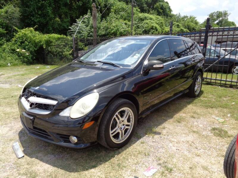 2008 Mercedes-Benz R-Class for sale at SCOTT HARRISON MOTOR CO in Houston TX