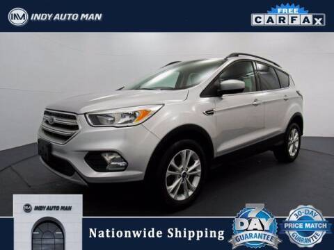 2018 Ford Escape for sale at INDY AUTO MAN in Indianapolis IN