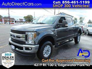 2018 Ford F-250 Super Duty for sale at Auto Direct Trucks.com in Edgewater Park NJ