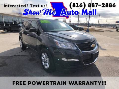 2016 Chevrolet Traverse for sale at Show Me Auto Mall in Harrisonville MO
