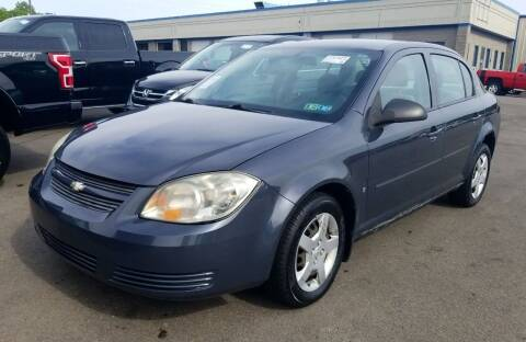 2008 Chevrolet Cobalt for sale at Angelo's Auto Sales in Lowellville OH