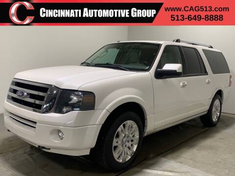 2014 Ford Expedition EL for sale at Cincinnati Automotive Group in Lebanon OH