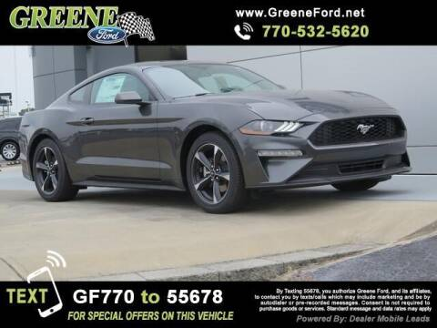 2020 Ford Mustang for sale at NMI in Atlanta GA