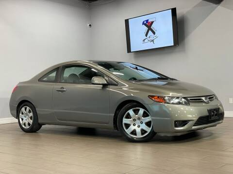 2007 Honda Civic for sale at TX Auto Group in Houston TX