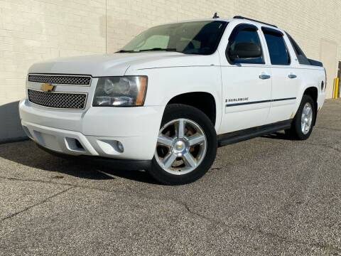 2009 Chevrolet Avalanche for sale at Samuel's Auto Sales in Indianapolis IN
