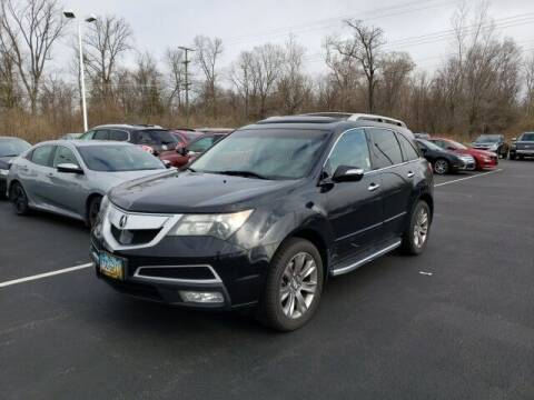 2011 Acura MDX for sale at White's Honda Toyota of Lima in Lima OH