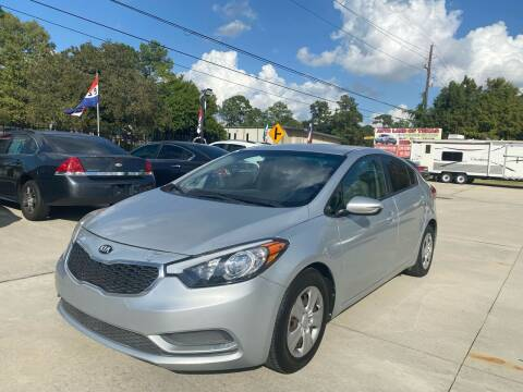 2016 Kia Forte for sale at Auto Land Of Texas in Cypress TX