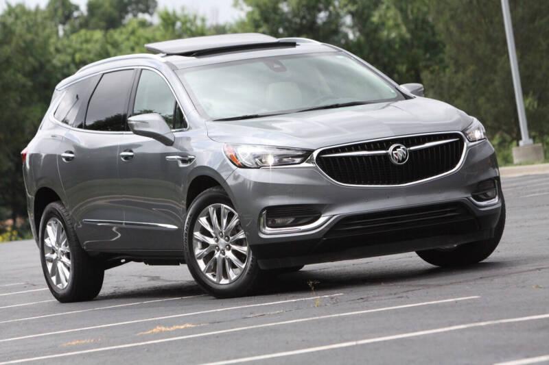 2018 Buick Enclave for sale at P M Auto Gallery in De Soto KS