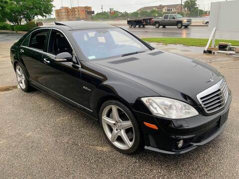 2008 Mercedes-Benz S-Class for sale at Austin Direct Auto Sales in Austin TX