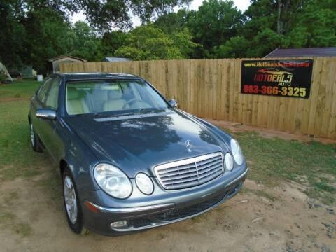 2006 Mercedes-Benz E-Class for sale at Hot Deals Auto LLC in Rock Hill SC